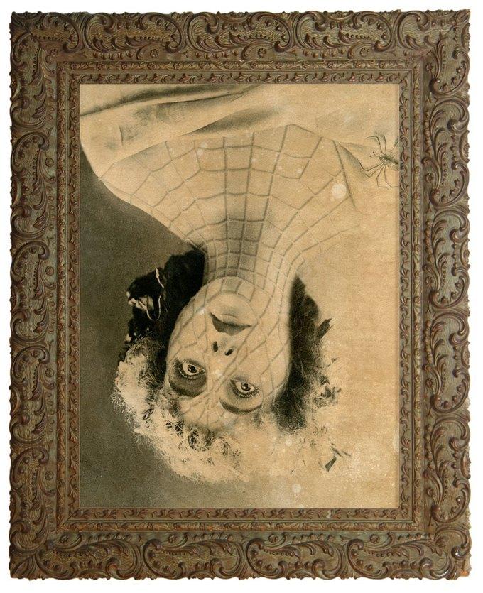Foto Marvellini: Винтажный фотоальбом супергероев. Изображение № 15.