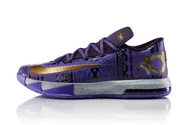 Марка Nike представила новую коллекцию кроссовок Black History Month . Изображение № 5.