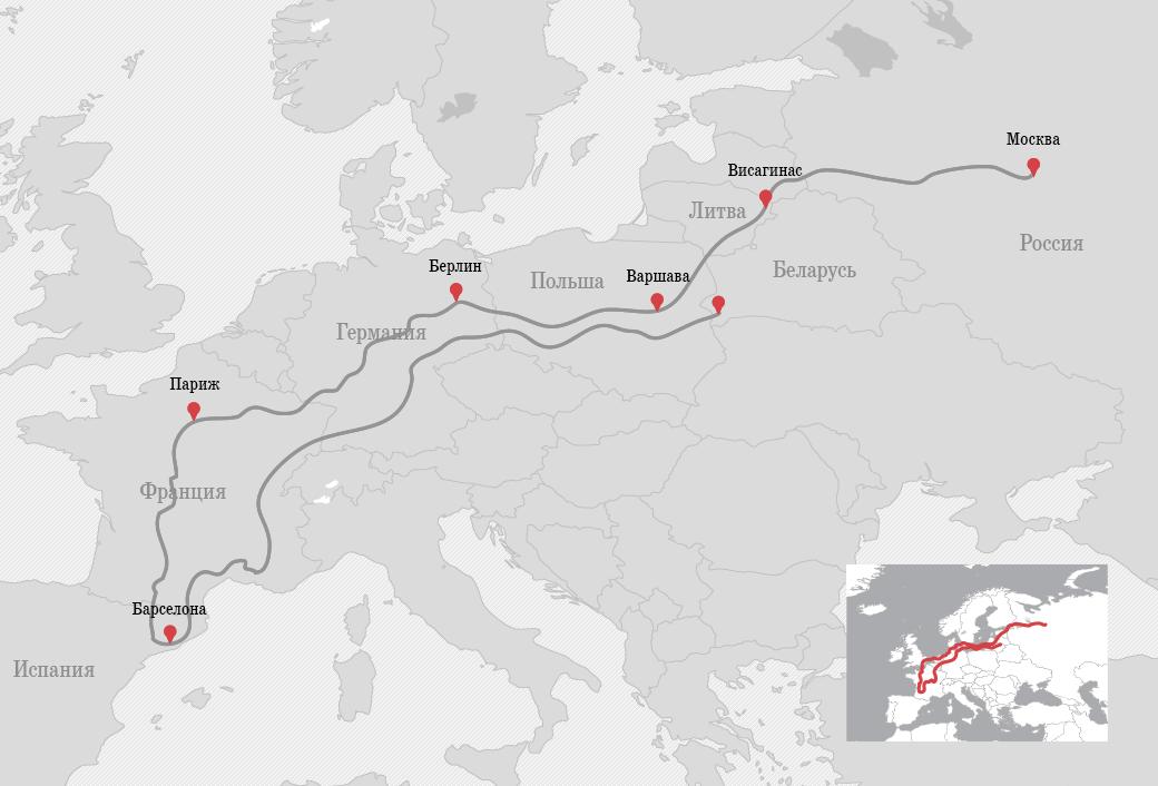 «Отсутствие денег — не повод отказываться от мечты»: Бюджетное путешествие по Европе на мотоцикле. Изображение № 2.