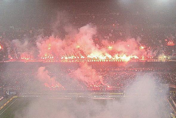 Миланское дерби: История главного футбольного противостояния Италии. Изображение № 1.