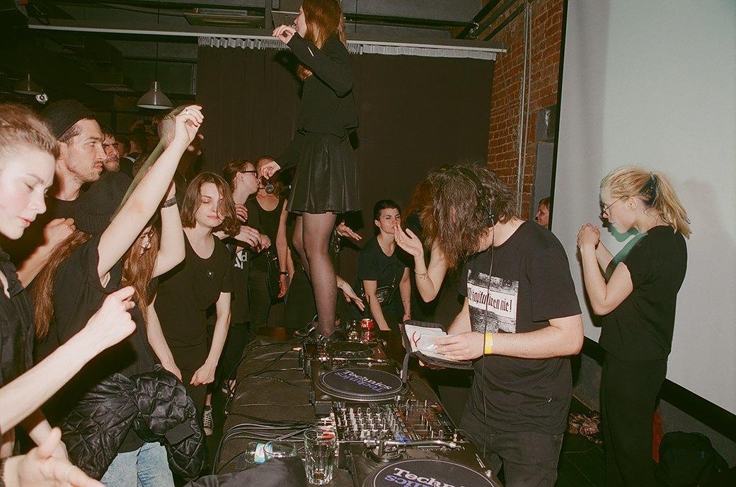 Фоторепортаж: «Дисциплина» в клубе Fassbinder. Изображение № 26.