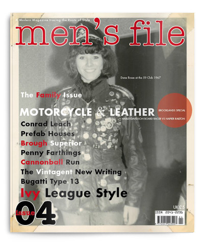 Special Issue: Men's File — журнал о вещах, не выходящих из моды. Изображение № 5.