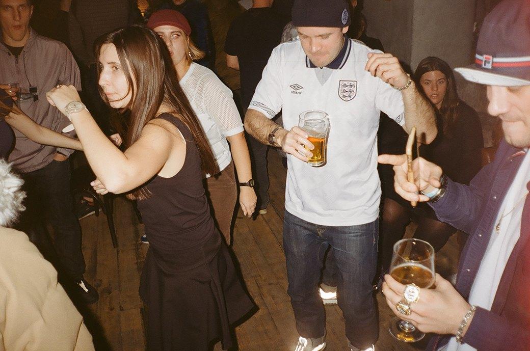 Фоторепортаж: Грайм-вечеринка Zulu Takeoff в баре «Лисица». Изображение № 7.