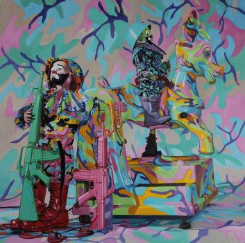 10 новых проектов художника Рона Инглиша. Изображение № 3.
