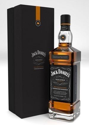Jack Daniel's выпустил сорт виски, посвященный Фрэнку Синатре  . Изображение № 2.