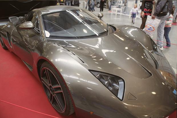 Машина времени: 8 лучших ретроавтомобилей с выставки «Олдтаймер». Изображение № 53.