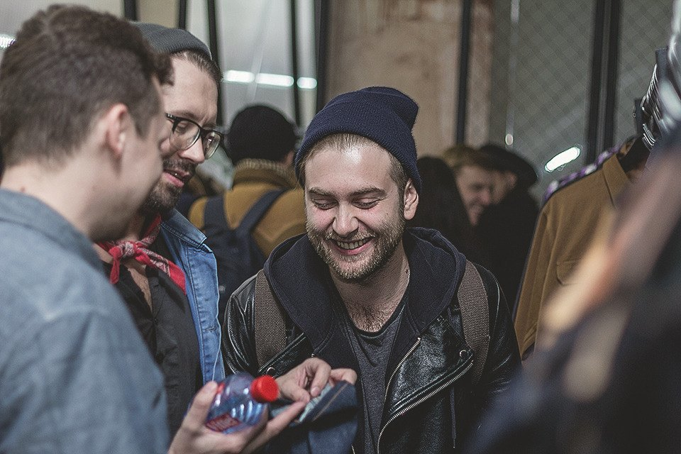 Детали: Репортаж с открытия магазина Code7 в Петербурге. Изображение № 2.