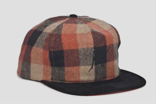 Новая коллекция кепок марки Huf. Изображение № 1.