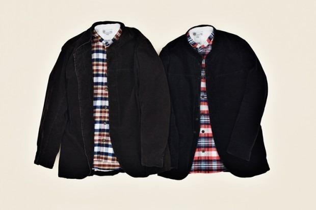 Японская марка Visvim выпустила осеннюю коллекцию одежды. Изображение № 4.