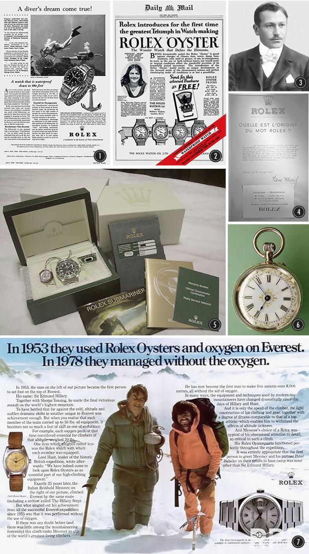 Носить на руках: История и особенности строения легендарных часов Rolex Submariner. Изображение № 1.