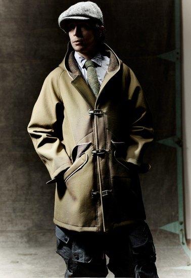 Марка Nigel Cabourn выпустила лукбук осенней коллекции одежды. Изображение № 4.