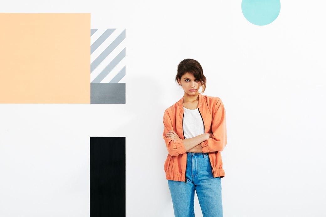 Магазин Kixbox выпустил лукбук весенней коллекции одежды. Изображение № 7.
