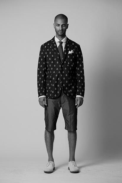 Марка Engineered Garments представила новую коллекцию на весну будущего года. Изображение № 14.