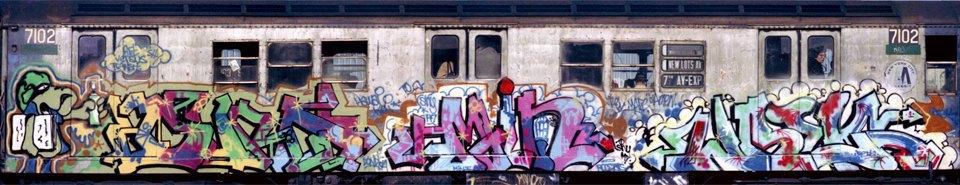 8 знаменитых фотографов, исследовавших мир граффити. Изображение № 17.