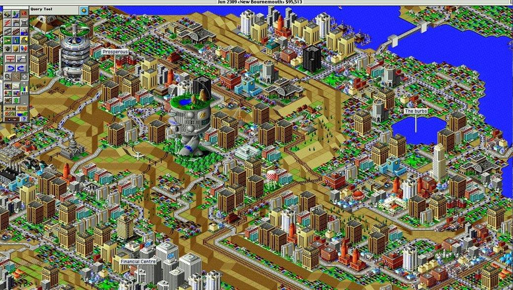 Simcity 2000. Изображение № 19.
