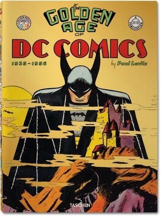 Вышла книга об истории комиксов The Golden Age of DC Comics. Изображение № 10.