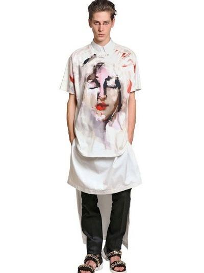 Givenchy выпустили коллекцию футболок с изображением Мадонны. Изображение № 34.