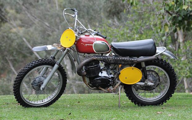 История и стилевые особенности эндуро и скрэмблеров — мотоциклов для езды по бездорожью. Изображение №7.