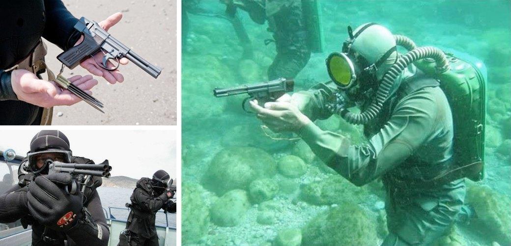 Подводная братва: Все о вооружении боевых пловцов. Изображение № 8.