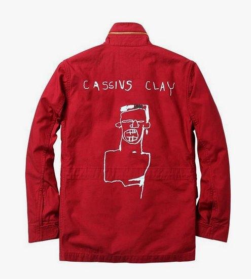 Supreme выпустили коллекцию одежды с работами Жан-Мишеля Баския. Изображение № 11.