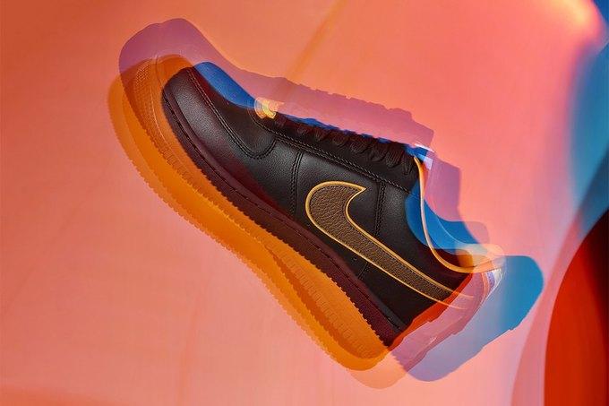 Марка Nike и Рикардо Тиши показали новую совместную коллекцию кроссовок. Изображение № 1.