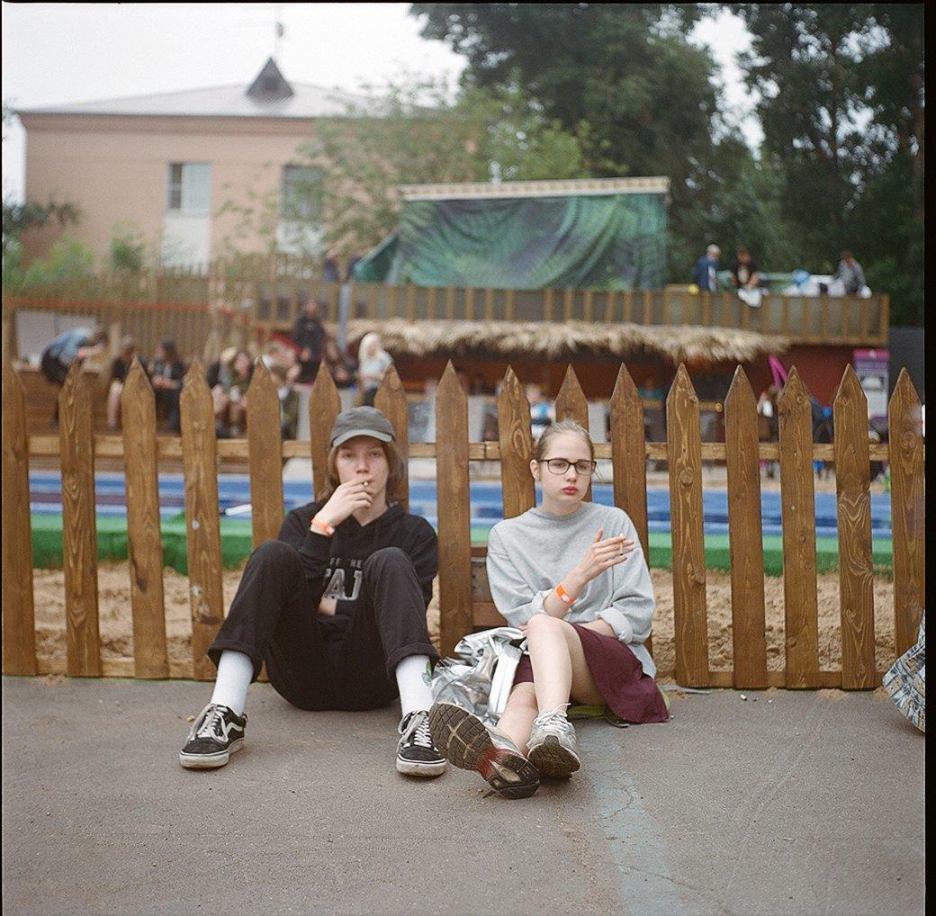 Фоторепортаж: Фестиваль новой российской рок-музыки «Боль». Изображение № 31.