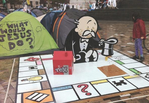 Воруй-оккьюпай: Движение Occupy Wall Street и борьба улиц против корпораций. Изображение № 38.