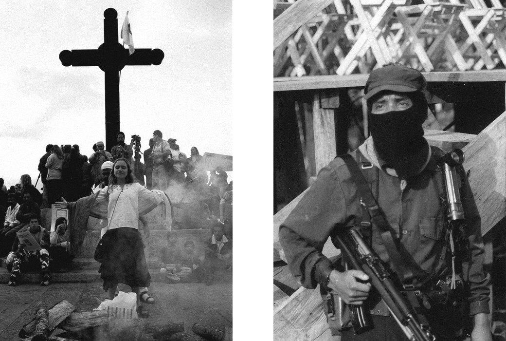 Путешествие: Русские анархотуристы в лагере мексиканских повстанцев. Изображение № 2.