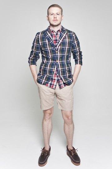 Японская марка Creep выпустила лукбук весенней коллекции одежды. Изображение № 12.