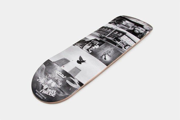 9 скейтбордов с принтами, выпущенных в 2013 году. Изображение № 14.