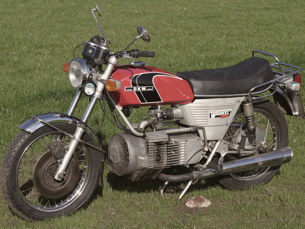 Сумасшедший гений: 10 самых странных и недооцененных мотоциклов. Изображение № 9.
