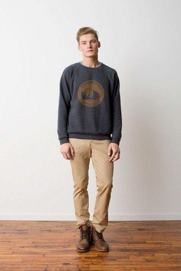 Марка Pendleton выпустила лукбук осенней коллекции одежды. Изображение № 8.