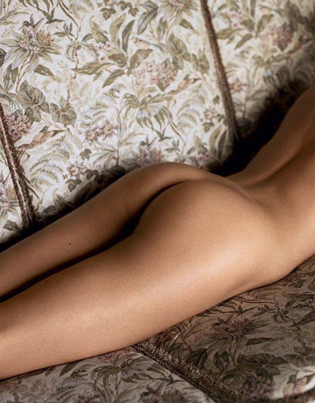 Модель Элиза Каммингз снялась обнажённой для журнала Lui Magazine. Изображение № 2.