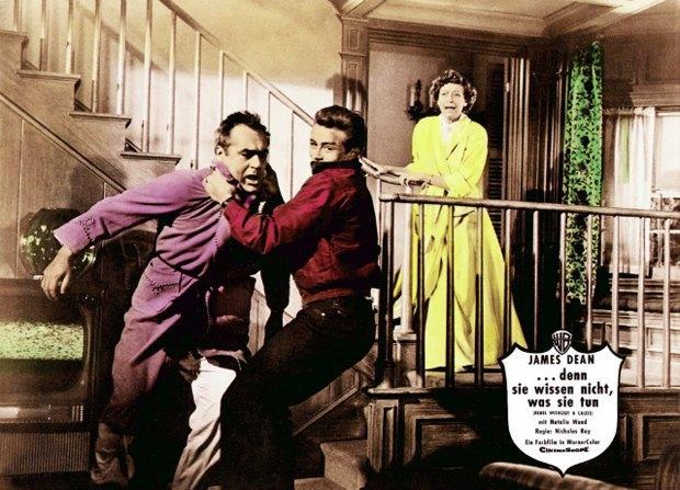 Мартин Скорсезе и марка Gucci отреставрируют культовый фильм «Бунтарь без идеала». Изображение № 2.