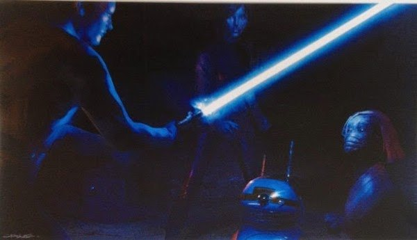 В сеть слили концепт-арт седьмого эпизода «Звёздных войн». Изображение № 14.