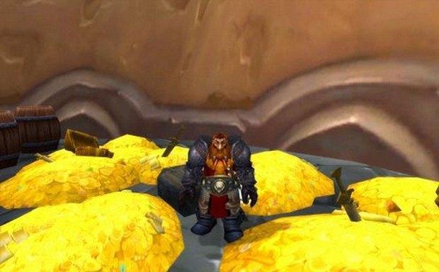 В Китае пятерых человек посадили за ограбление 11 000 игроков в World of Warcraft. Изображение № 1.