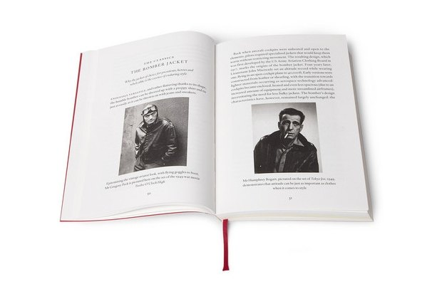 Сайт Mr. Porter выпустил книгу «The Manual for a Stylish Life: Volume One». Изображение № 3.