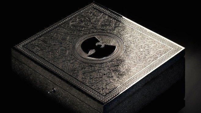 За новую пластинку Wu-Tang Clan предложили $5 млн. Изображение № 1.