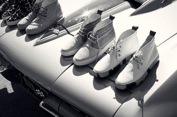 Марка Del Toro выпустила лукбук весенней коллекции обуви. Изображение № 9.