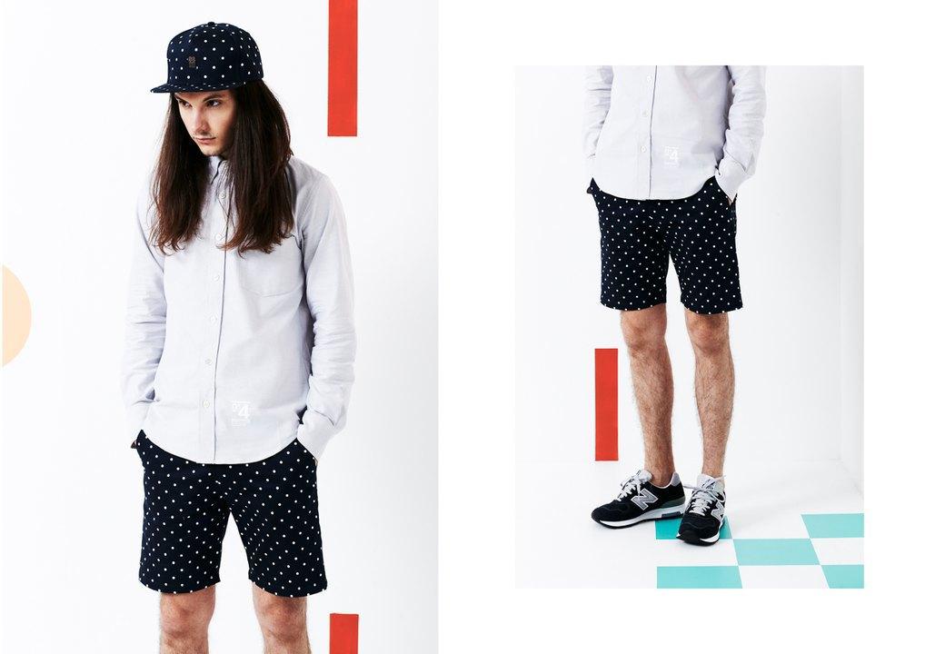 Магазин Kixbox выпустил лукбук весенней коллекции одежды. Изображение № 14.