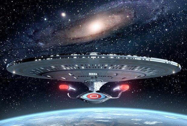 В NASA готовят эксперимент для проверки двигателя космолёта из Star Trek. Изображение № 1.
