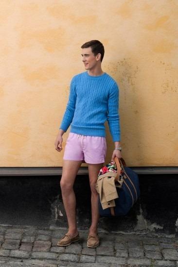 Марка Gant Rugger представила лукбук весенней коллекции одежды. Изображение № 16.