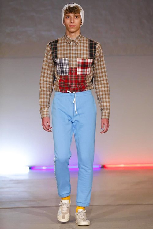 Гоша Рубчинский показал новую коллекцию на Неделе моды в Париже. Изображение № 4.
