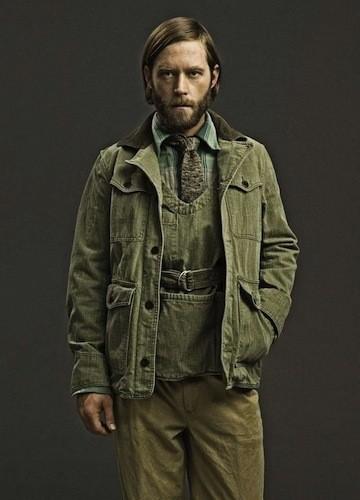 Изображение 3. Осенний лукбук марки мужской одежды ts(s).. Изображение № 3.