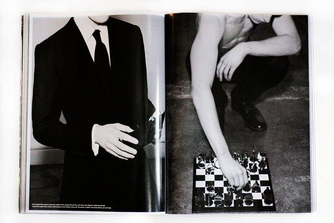 Роспечать: 15 журналов о мужском стиле, которые можно купить в Москве. Изображение № 14.