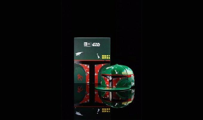 New Era выпустила коллекцию бейсболок по мотивам «Звёздных войн». Изображение № 2.
