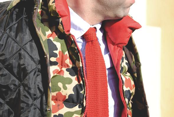 Детали: Репортаж с выставки мужской одежды Pitti Uomo. День второй. Изображение № 11.