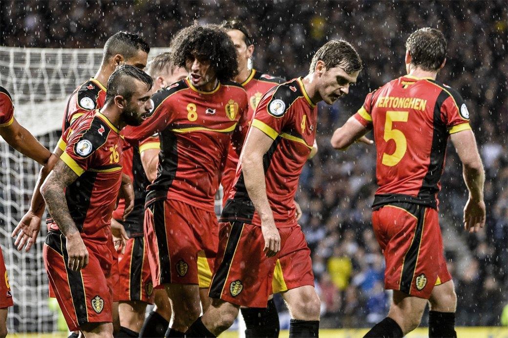 Неочевидные фавориты чемпионата: Сборная Бельгии. Изображение № 5.