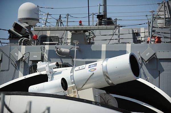 США собираются использовать боевой лазер на кораблях в Персидском заливе. Изображение № 2.