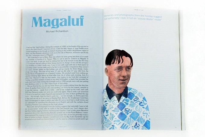 Роспечать: 15 журналов о мужском стиле, которые можно купить в Москве. Изображение № 47.